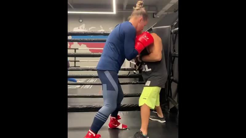 Aleksandra Ordina on Instagram American Coach nikitatom сказал что если буду дальше так тренить выставит по мужикам Очень