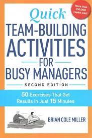 50 Quick Team Building Activities  mishkie