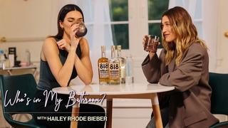 """WHO'S IN MY BATHROOM? with Hailey Rhode Bieber 