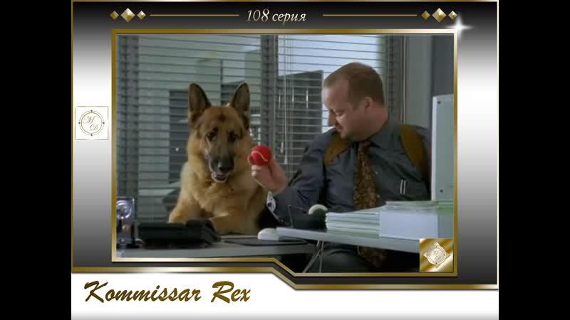 Komissar Rex 9x07 Eine Tote hinter Gittern Комиссар Рекс 108 серия Смерть в тюрьме