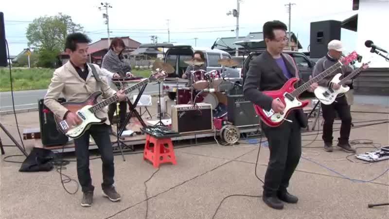 水沢ベンチャーズ3 ~二人の銀座、京都の恋、雨の御堂筋