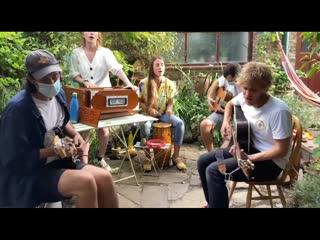 Johnny Flynn - Folk On Foot Festival 3