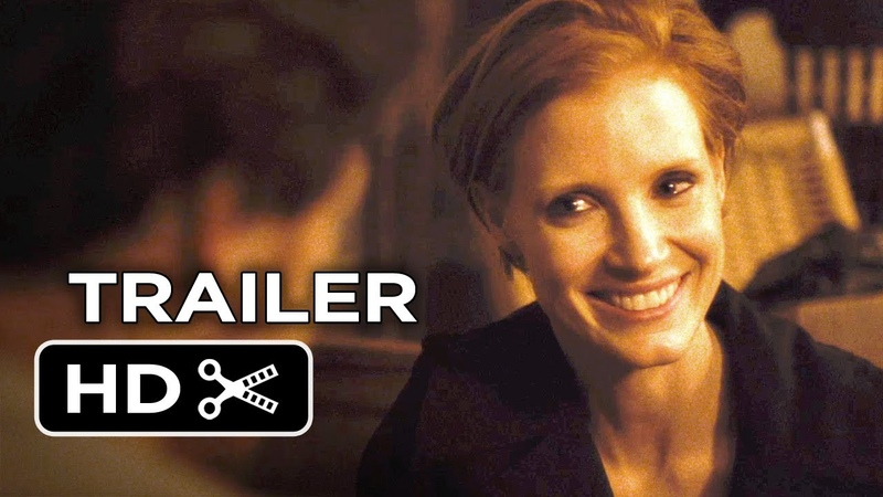 The Disappearance of Eleanor Rigby TRAILER 1 2014 Jessica Chastain James McAvoy Movie HD