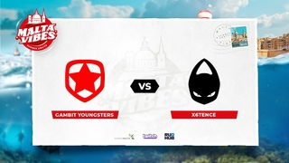 Gambit Youngsters vs x6tence - Malta Vibes - map3 - de_vertigo [TheCraggy & MintGod]