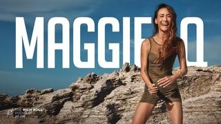 Maggie Q Is a Badass Action Star & Activist   Rich Roll Podcast