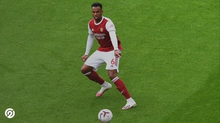 Gabriel Magalhães First 4 Matches For Arsenal