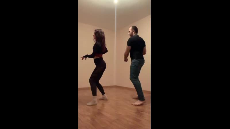 Танцуем Сальсу дома с Иваном Медведевым и Натальей Уколовой Dance Life в Курске