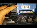 Mantenimiento impresora multifuncional canon G3100