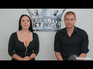 [RealityKings] Angela White - Pornographic Service Announcement NewPorn2020