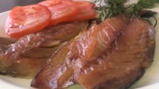 НЕЖНЫЙ И ЖИРНЫЙ БАЛЫК ИЗ СКУМБРИИ / как приготовить балык из рыбы