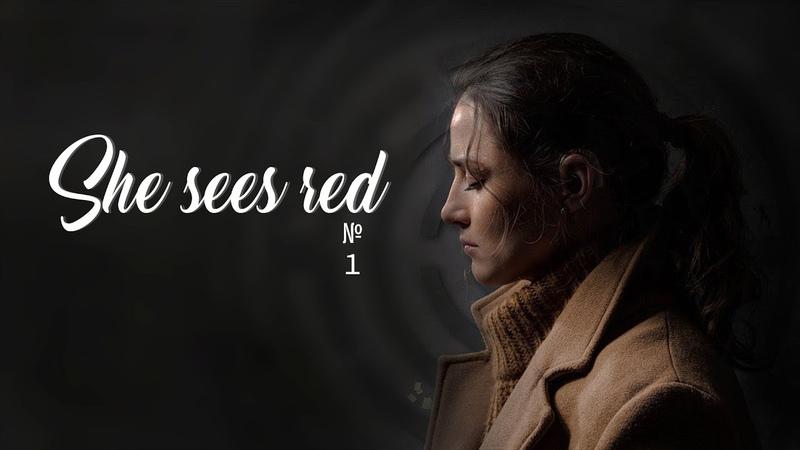 18 She sees red 1 серия Распутываем клубок Без комментариев