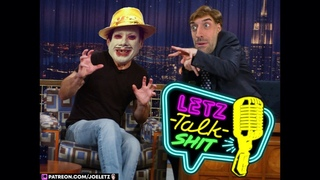 LETZ TALK SHIT: episode 2 feat. WES BORLAND of LIMP BIZKIT