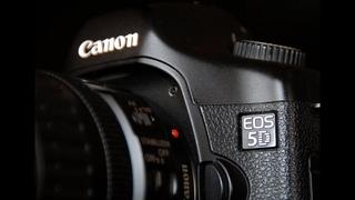 самая лучшая б/у зеркалка в 2021 мнение о Canon 5D. Небольшой обзор и впечатления о работе с камерой