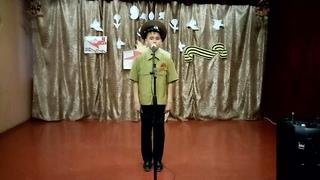 Песенный флешмоб «Салют Победы в наших песнях!»