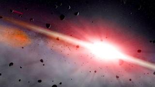 Космос. Инопланетная жизнь   Научные сенсации