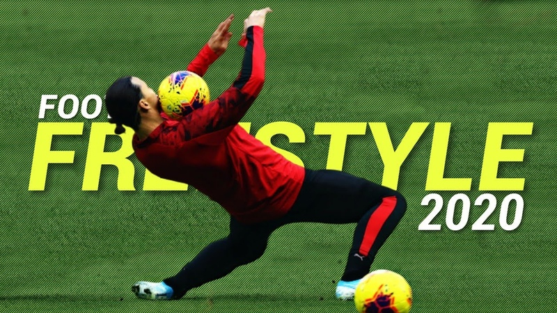 Football Freestyle Skills 2020