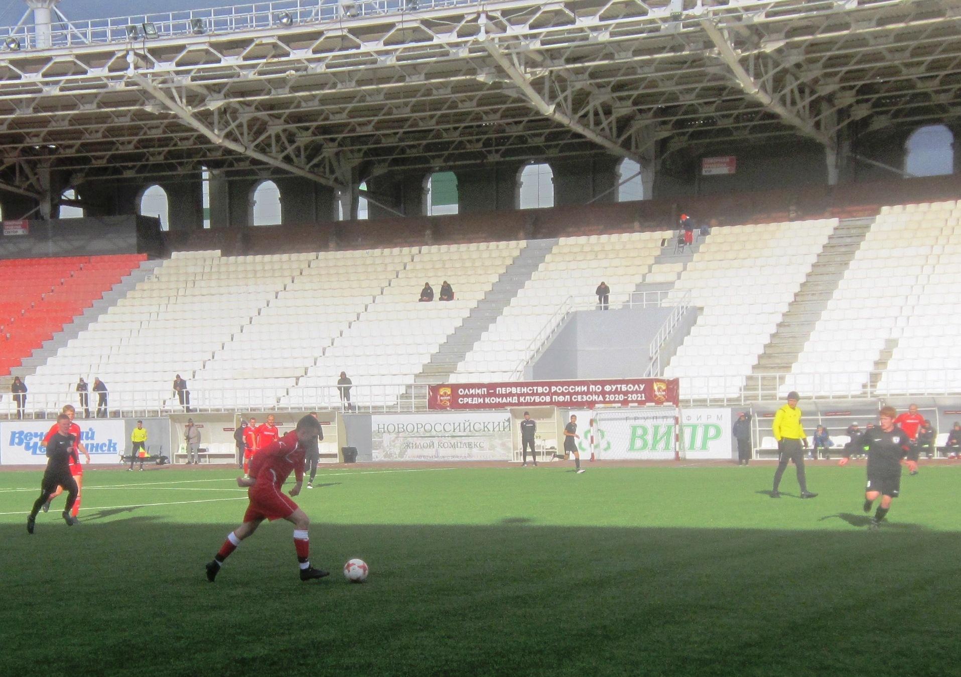 Кубок Челябинской области по футболу-2020