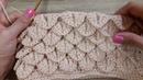 Shortcut Crocodile Stitch Crochet Idea Full version coming soon