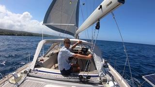 Sailing Jamaica - Family Reflections in Ocho Rios - Hallberg Rassy 54 Cloudy Bay - Mar'20. S20 Ep15