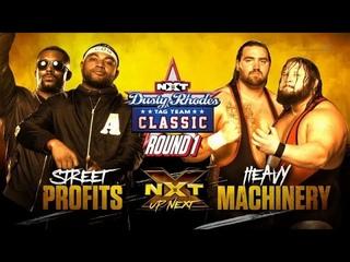 WWE NXT TakeOver 2020 (Heavy Machinery Vs The Street Profits)