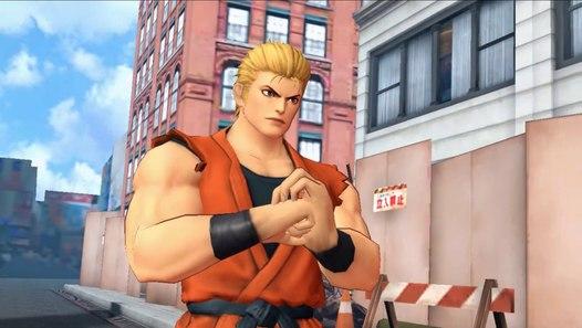 The King of Fighters All Star Ryo Sakazaki video dailymotion