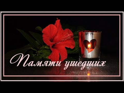 Светлой памяти близких и родных людей посвящаю