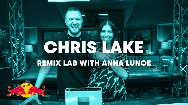 Chris Lake Breaks Down a Tech House Bomb with Anna Lunoe | Red Bull Remix Lab
