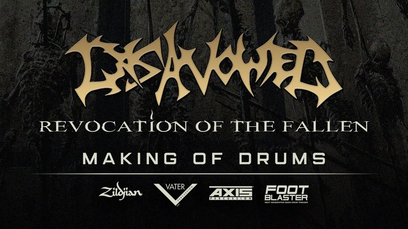 Disavowed Making Of Revocation Of The Fallen Part I