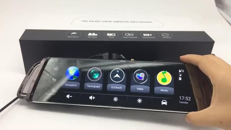 Видеообзор AUTOECHO G07