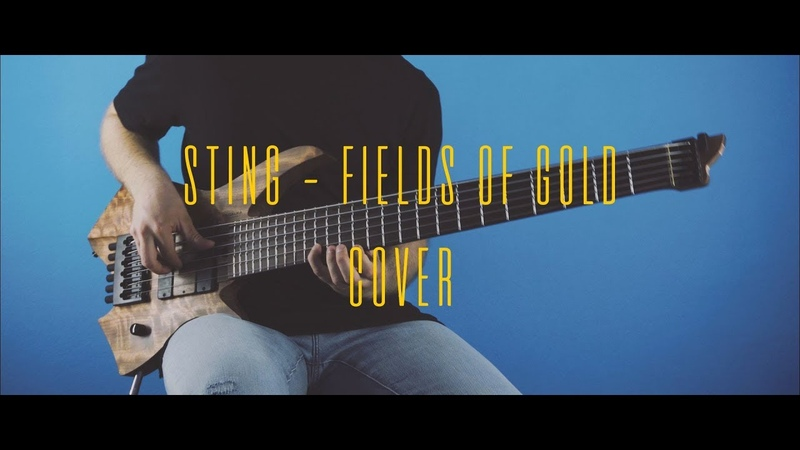 T-IMOTION - STING/FIELDS OF GOLD (BASS COVER)