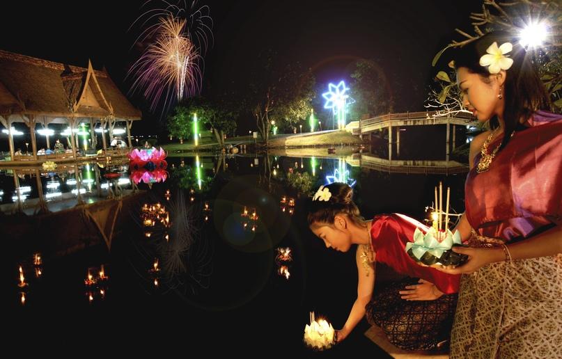 Волшебный Лой Кратонг – самый красивый праздник в Таиланде, изображение №2