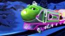 Мультики - Веселые паровозики из Чаггингтона - Снежная мгла Команда особого назначения