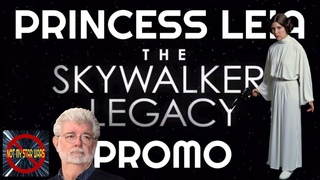 George Lucas and Carrie Fisher Describe Princess Leia - The Skywalker Legacy Promo