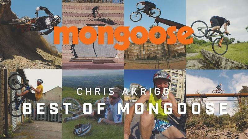 Chris Akrigg Best of Mongoose