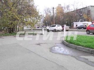 Парковочные войны: рассерженные жильцы устроили самосуд на председателем тсж