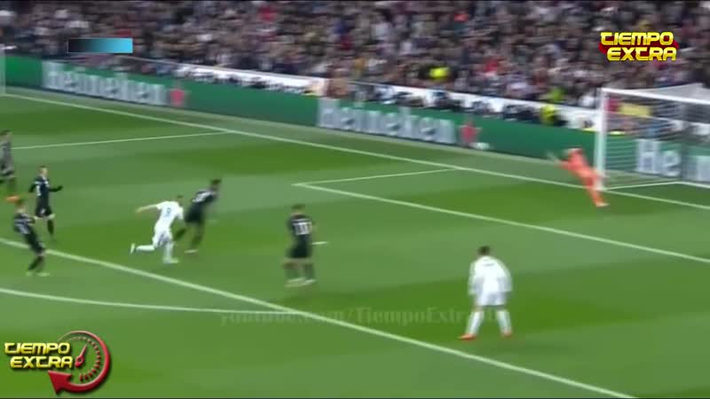 Real Madrid 3-1 PSG