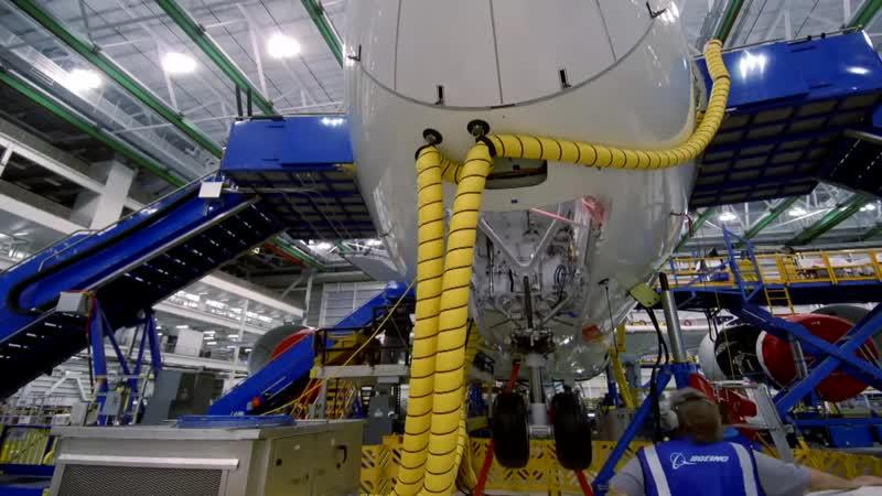 Авиасмотр Boeing 787 Dreamliner Композитная РЕВОЛЮЦИЯ в гражданской авиации