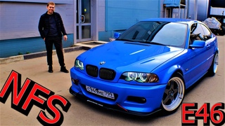 BMW E46 COUPE ПРОЕКТ ВОССТАНОВЛЕНИЯ