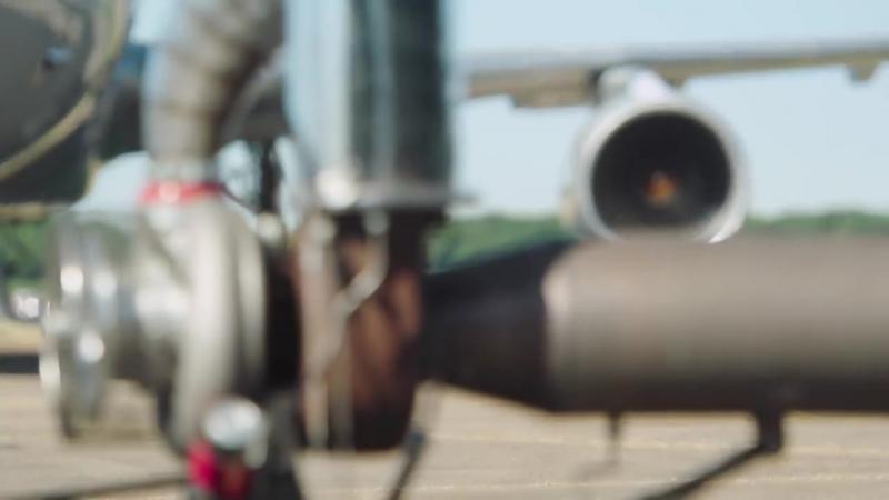 Tom Bagnall_ Fastest jet-powered go-kart - Meet The Record Breakers
