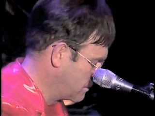 Elton John - The One - Live at the Greek Theatre (1994)