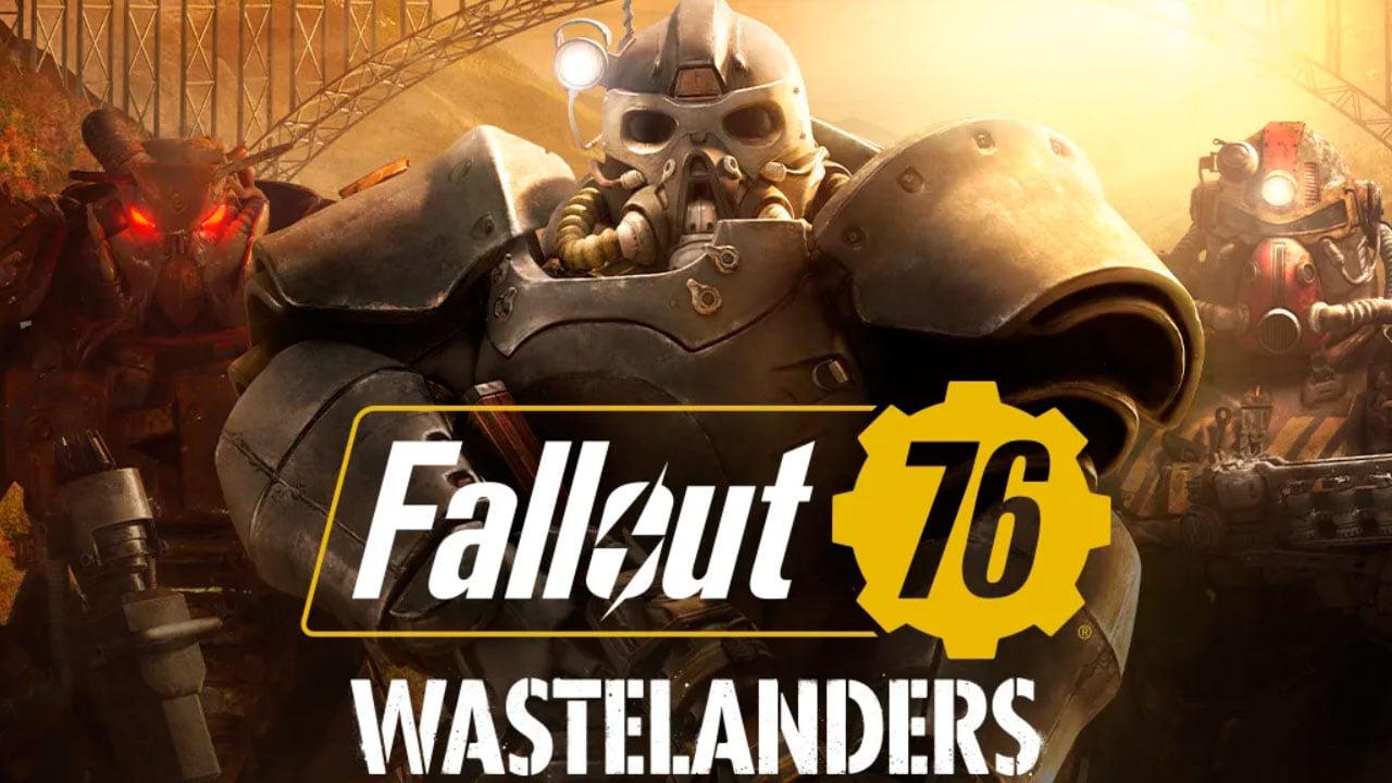 Игра Fallout 76 Wastelanders