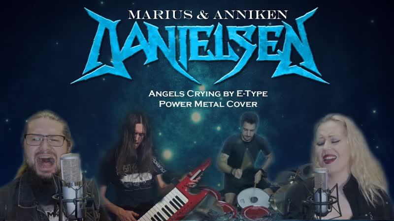 Angels Crying Power Metal Cover Marius Anniken Danielsen