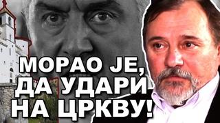 VANREDNA EMISIJA: Ni Crkva neće Vučića u Crnoj Gori! - Slobodan Stojičević Mrežni Rat 2020