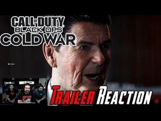 Call of Duty Black Ops Cold War Campaign - Angry Trailer Reaction!