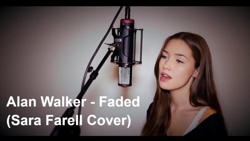Alan Walker Faded Sara Farell Cover