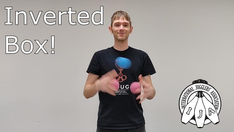 IJA Ball Juggling Tutorial Inverted Box Mike Moore Patreon Sponsored