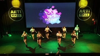 RED SPARK - SNSD - Catch Me If You Can - Spring IdolCon 2021