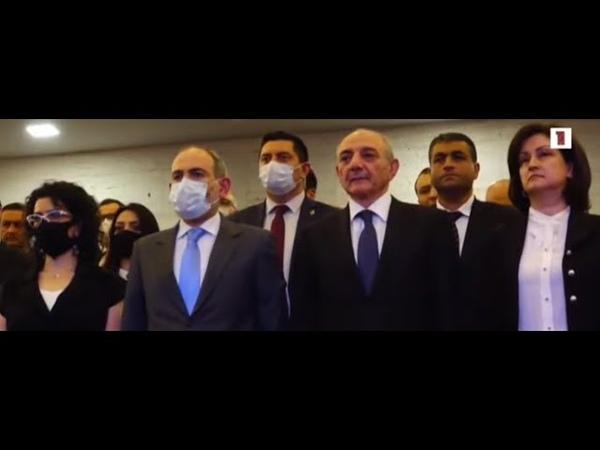 Реакция азербайджанцев и армян Карабаха на провокации пашиняна в Шуше