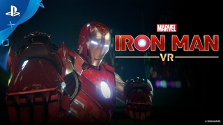 Marvels Iron Man VR  Suit Up for Greatness | PS VR