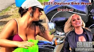 Daytona Bike Week 2021 Preview, Harley-Davidson ,Best Bikes,  Babes, Bikinis, Street Action & More!